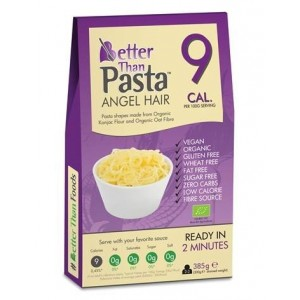 MAKARON KONJAC ANGEL HAIR BEZGLUTENOWY BIO 385 g - BETTER THAN FOODS
