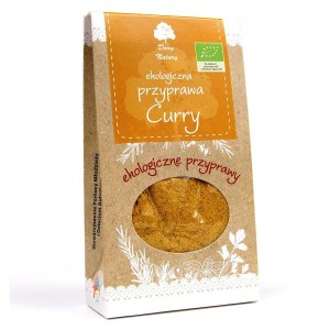 CURRY BIO 60 g - DARY NATURY